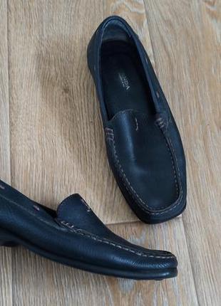 Мокасины туфли canda
