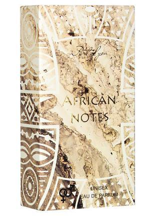 Парфюм african notes. нишевая парфюмерия. возможен опт, 60 мл.