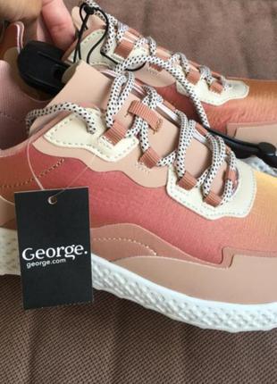 Легкие кроссовки george