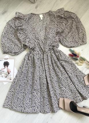 Платье свободное