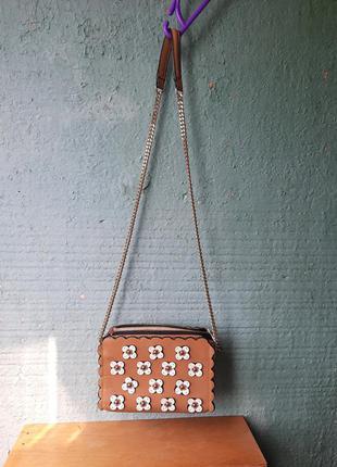 Дизайнерская сумка сумочка zara
