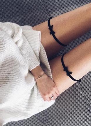 Подвязки на ножки