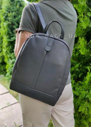 Рюкзак david jones cm6014  серый / городской женский стильный вместительный
