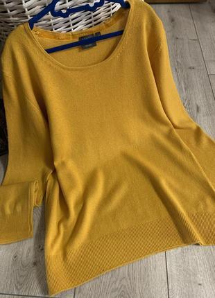 Легкий свитерок кашемир шелк adagio