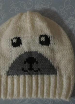 Мягенькая шапочка