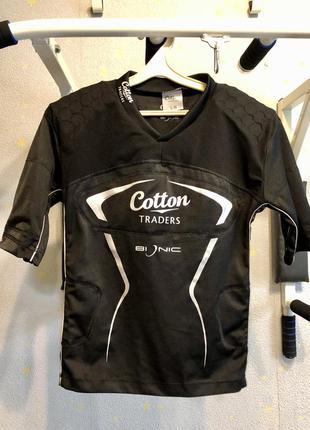 Защита хоккейная футболка защитная для активного отдыха