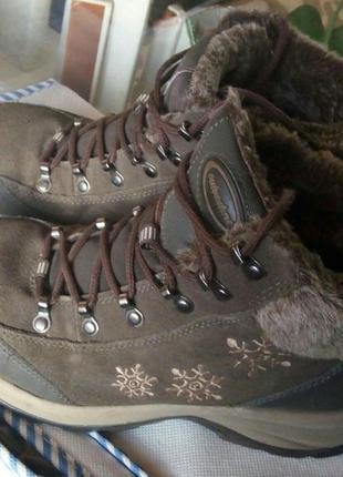 Женские зимние сапоги ботинки outventure