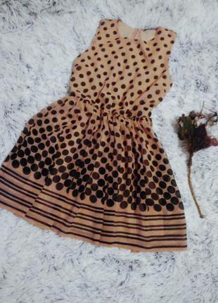 Платье короткое1