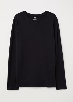 Базова футболка h&m лонгслив реглан кофта