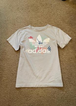 Катоновая футболка adidas