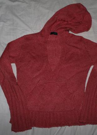 Симпатичный теплый свитер2