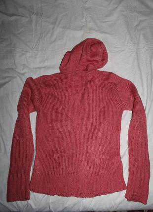 Симпатичный теплый свитер