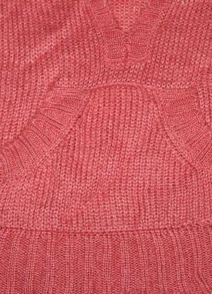 Симпатичный теплый свитер3