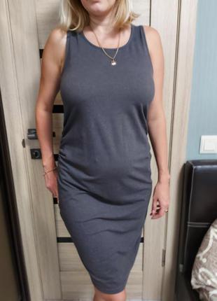Платье для беременных 40 р.