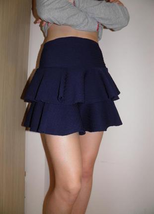Miss-модная юбка!