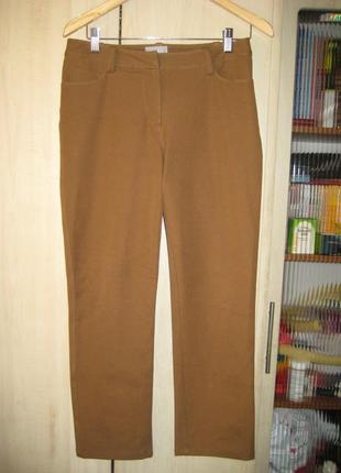 Джинсы/брюки женские евро 10 наш размер 44 стрейчевые