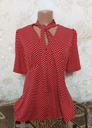 Оригинальная женская блуза next