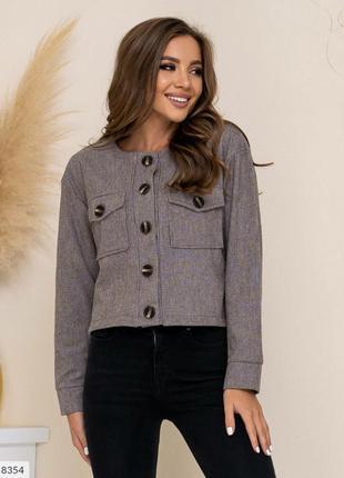 Распродажа пиджак женский классический пиджак женский укороченый