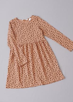 Платье h&m с длинным рукавом