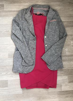 Комплект платье и пиджак