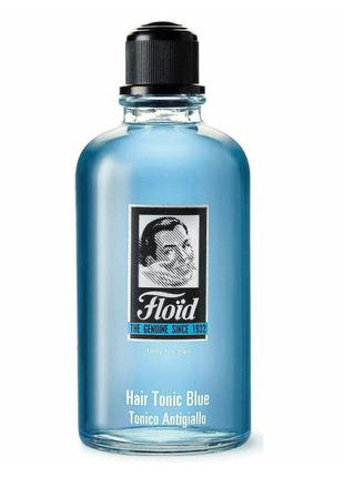 Тоник для седых волос floïd hair tonic blue 400 мл