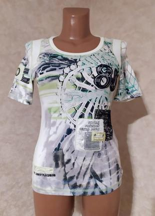 Люкс бренд, футболка sportalm, s