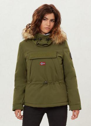 Napapijri skidoo анорак /зимняя куртка,оригинал