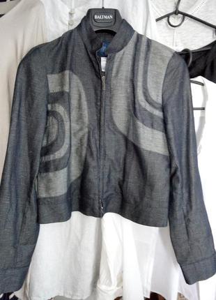 Kenzo jeans джинсовый жакет курточка