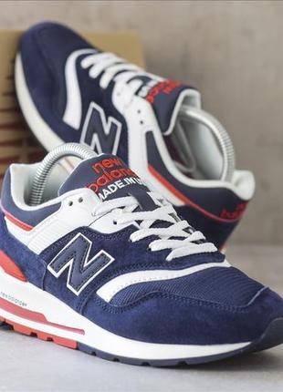 New balance 997 encap женские кроссовки