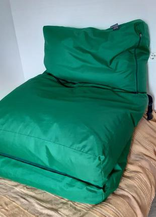 Бескаркасное кресло матрас 210×80