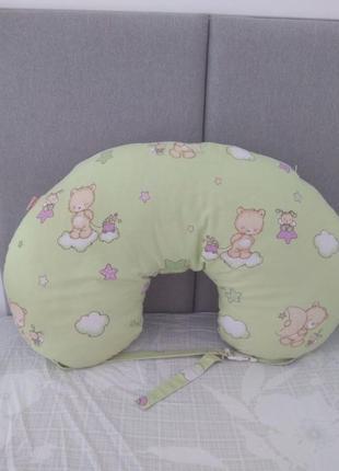 Подушка для годування юла мама