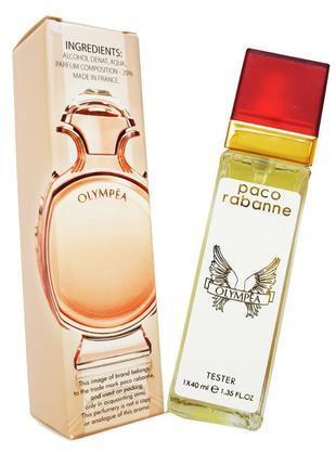 Пако рабане женские духи тестр парфюмерия