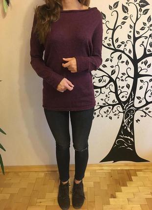 Милый свитер из ангорки