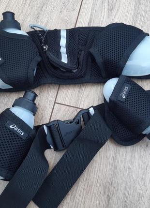 Сумка на пояс asics runners bottlebelt