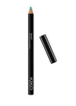 Контурный карандаш для глаз kiko milano smart colour eye pencil