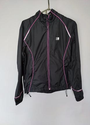 Куртка ветровка дождевик спортивная karrimor running