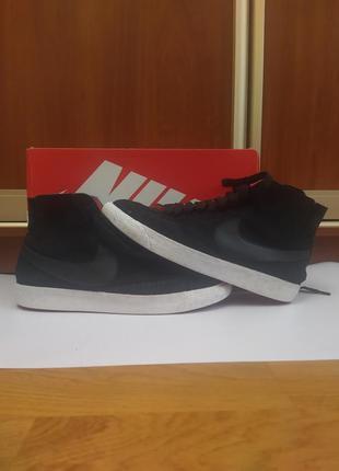 Nike blazer кроссовки