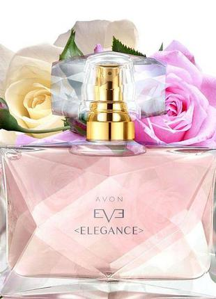 Avon eve elegance женская парфюмерная вода