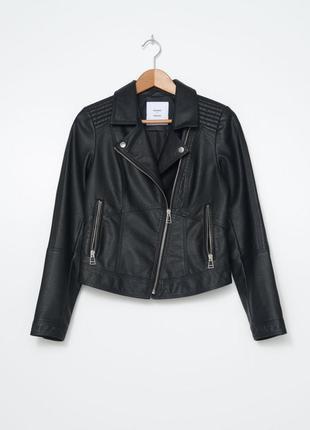 House актуальная байкерская куртка косуха, р.s