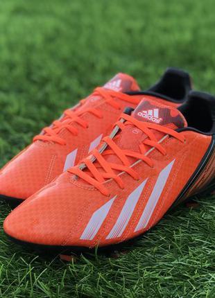 Бутсы adidas f10 fg
