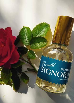 Signora emerald farmasi , духи, парфуми