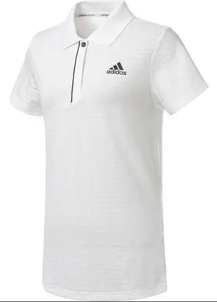 Женская футболка поло adidas размер xl оригинал