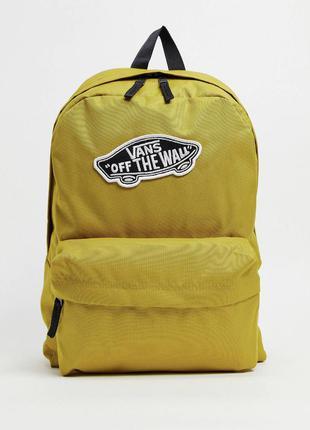 Новый большой рюкзак для ноутбука vans