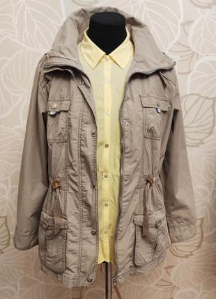 Легкая куртка-ветровка бренда yessica