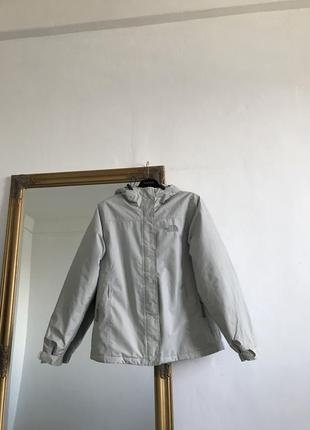 ‼️большой выбор верхней одежды‼️ светлая тёплая куртка the north face k16
