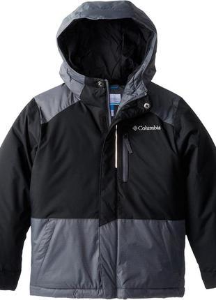 Зимняя куртка теплая columbia alpine free fall теплая