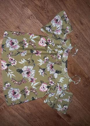 Модный топ - блуза