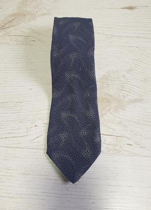 Шовкова краватка галстук giorgio armani