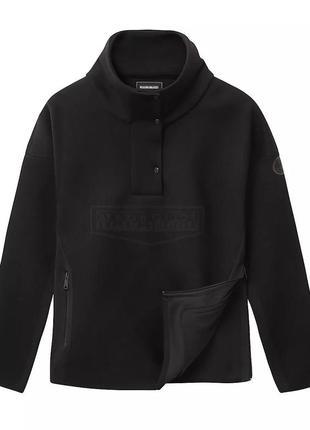 Куртка анорак napapijri ze-knit