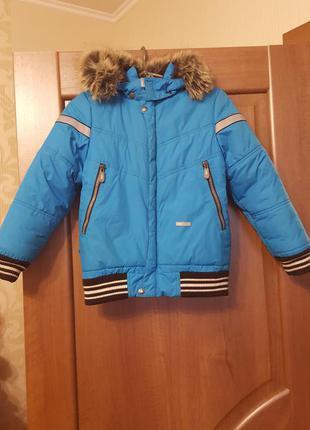 Зимняя куртка lenee